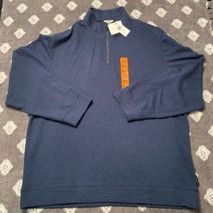 Calvin Klein Half Zip Sweater XXL